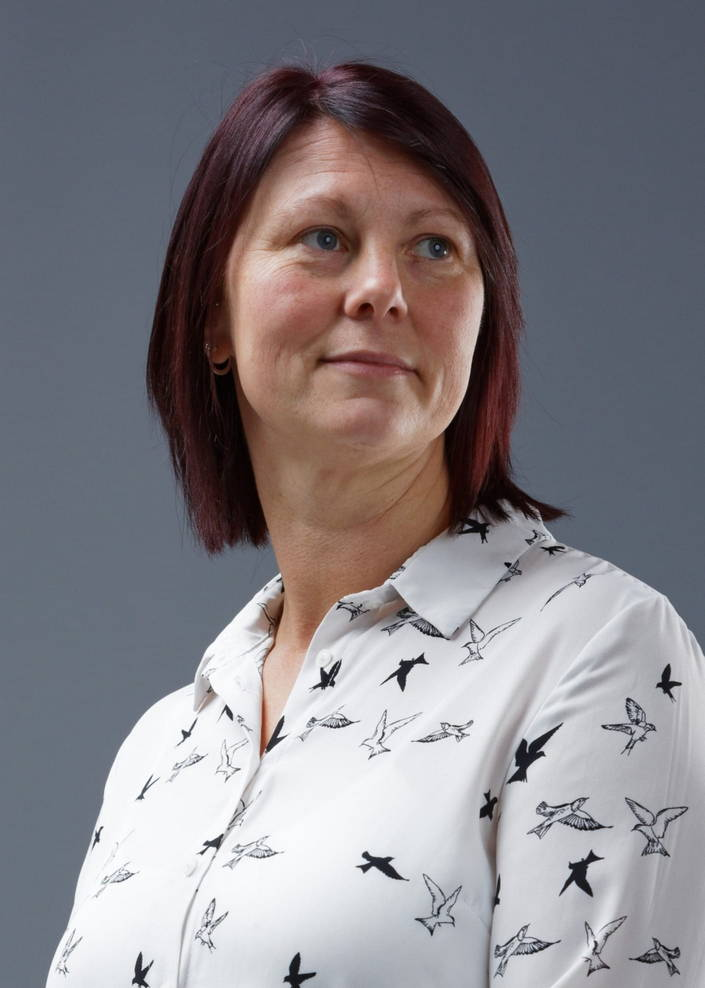Sharon Evans Office Manager