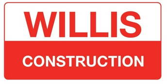 WILLIS CONSTRUCTION Logo