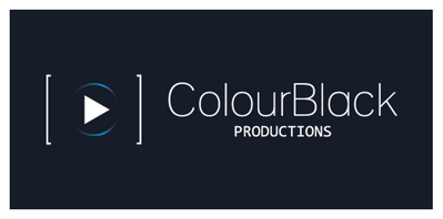 Colour Black Productions Logo