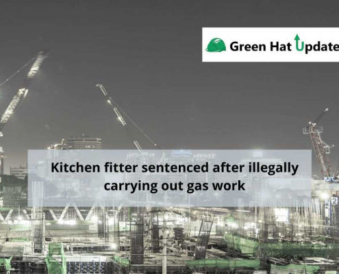 Kitchen fitter sentenced after illegally carrying out gas work