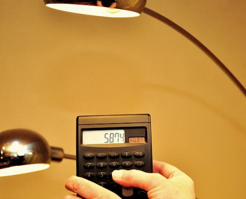 Lighting Survey Savings