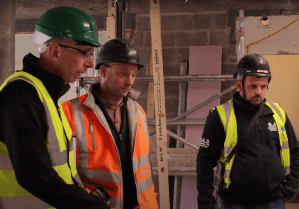 Site Inspection Paul Griffiths